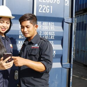 Perbedaan Pengiriman Barang via Container FCL dan LCL dalam ekspedisi pengiriman